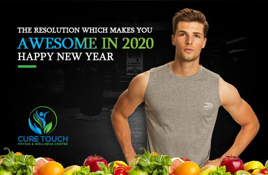 New Year resolution 2020 - Physiotherapy